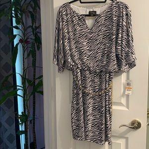 Thalia Sodi open shoulder dress.. NWT